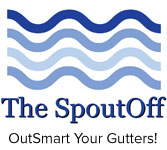 Zero Clog Gutter drains – The SpoutOff™