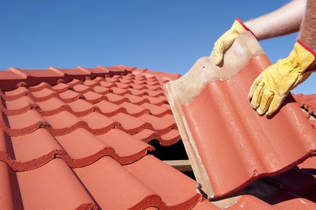 roof repair tips, fixing a leaking roof