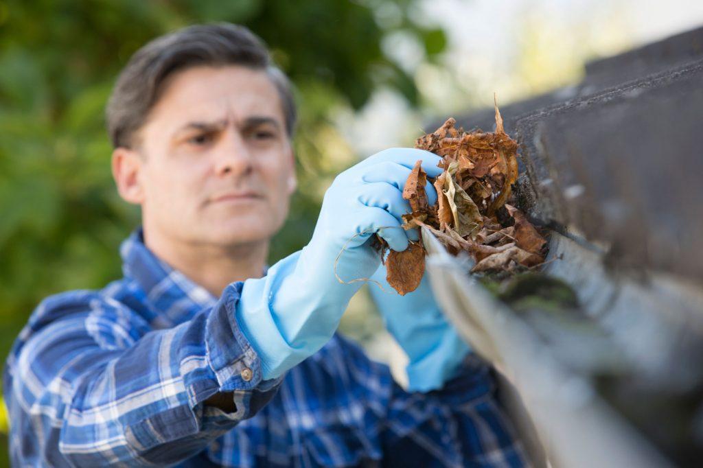 Maintenance Free Rain Gutters